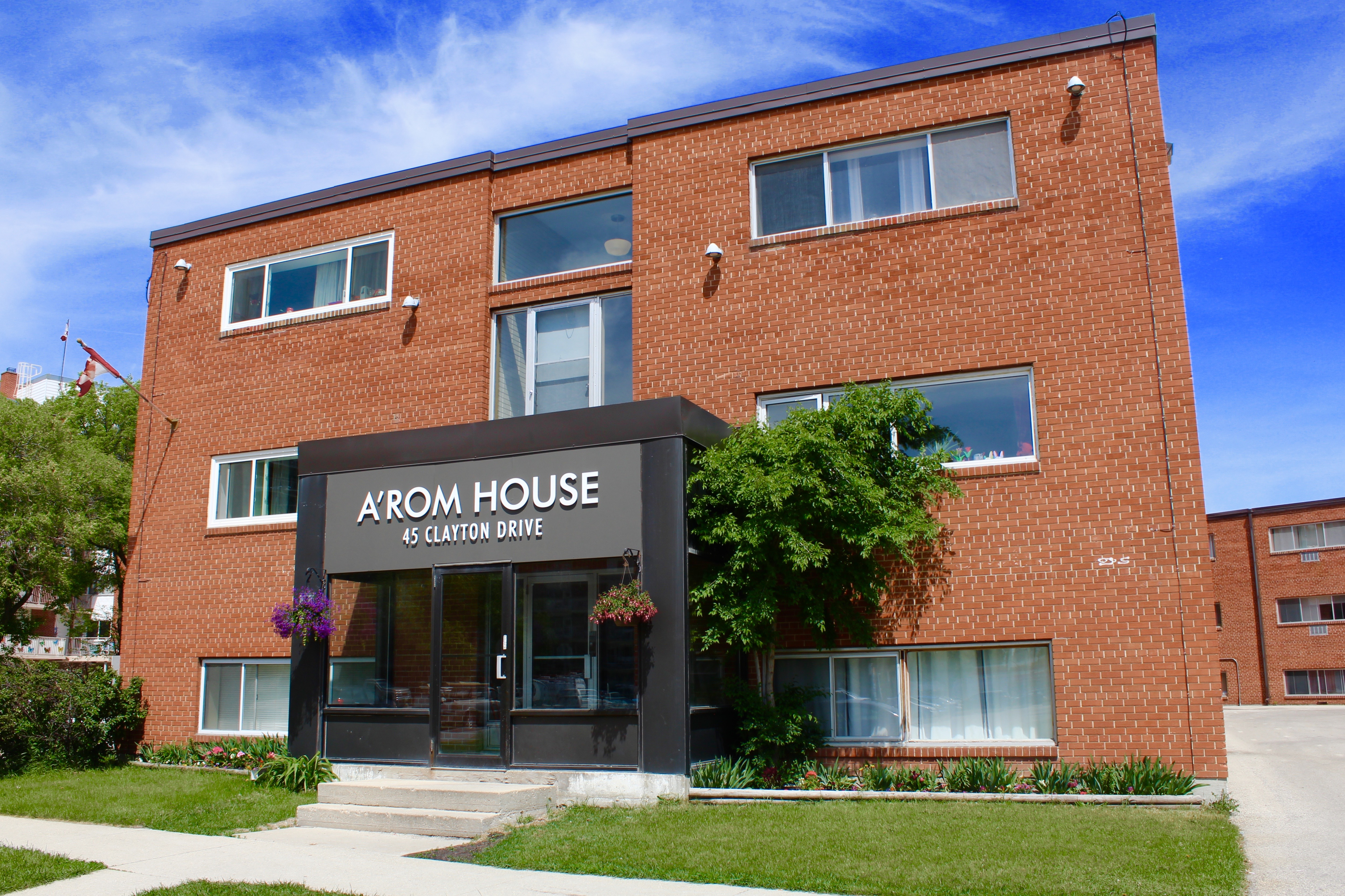 2 BR Apartment for Rent in Winnipeg at 45 Clayton Dr ...